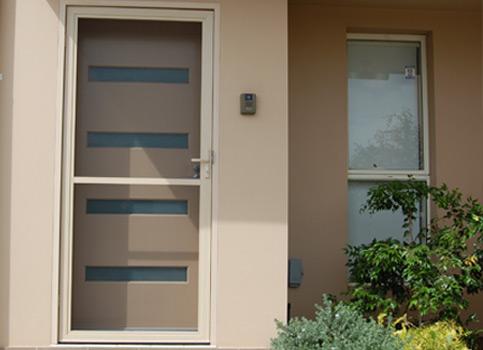 Flyscreen Doors Sunshine Coast Hinge Or Sliding Fly